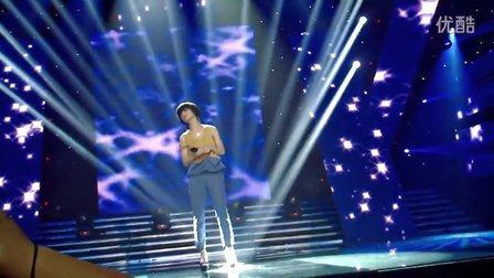 录制云南卫视《音乐现场》演唱《一刻》——20120918
