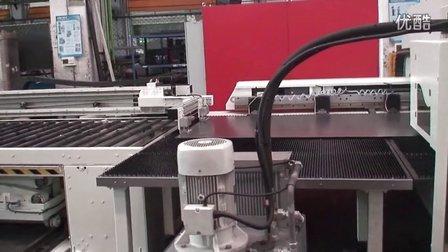 大同数控自动生产线(一侧上料一侧下料并出料)