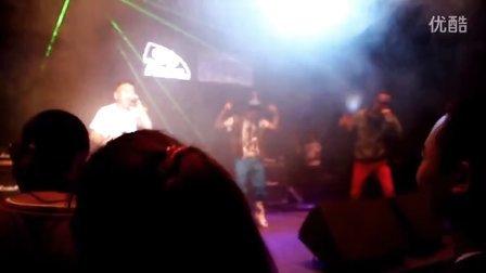 2012第二届安达音乐节 MNT组合新歌《青春节拍》抢拍