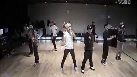 【Fantastic Baby 】Bigbang 练习室舞蹈版