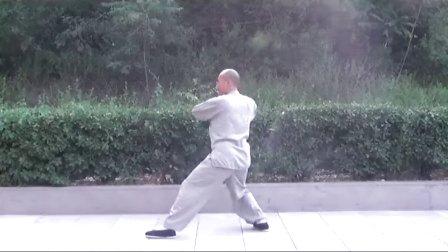 2012年精品 正宗杨式太极拳教学(精讲六) 永年李占英