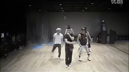 【MONSTER】Bigbang 练习室舞蹈版