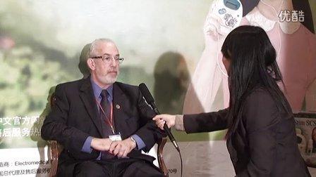 安思定怎么样 非药物会议采访:安思定首席科学家丹尼尔