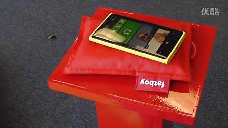 Nokia Lumia 920 PureView, prise en main