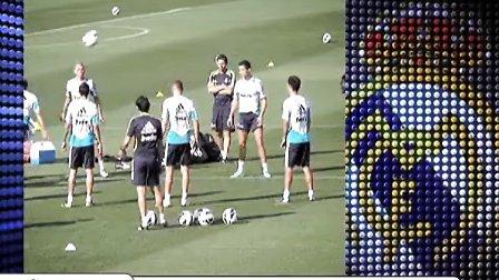 穆帅专访:不满意球队表现,不同意放弃