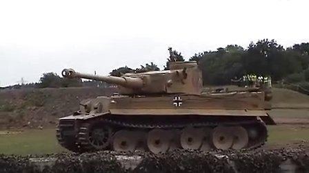 还能开动的虎式坦克