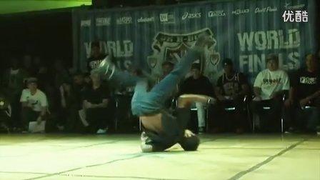 {嚜尔夲啲翡翠}UK B Boy Championships World Finals 2012 T