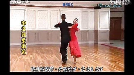 米尔科新舞步《探戈高级套路-3》中文名称
