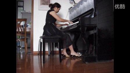 肖邦练习曲第四首(关新演奏)