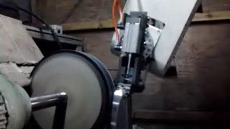 工业机器人SR20打磨视频