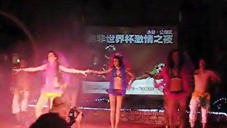 北京外籍桑巴舞