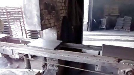 辊压平板瓦生产1