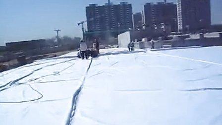 土工膜焊接机视频,瑞孚特焊接设备有限公司