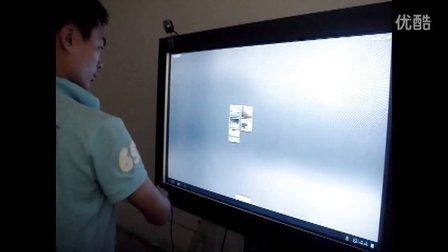 自己买个安卓主板,加个光学触摸屏,42寸的超级平板电就搞定