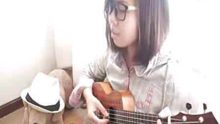 ukulele弹唱Adele<someone like you> by 陈蓓蓓_uku懒懒
