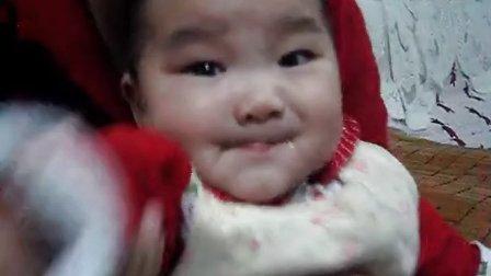 赵萌希2014年2月4日视频1