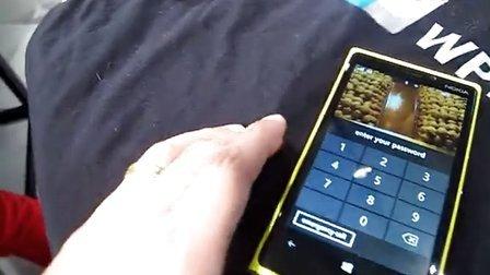 Lumia 920及Lumia 820中文上手视频