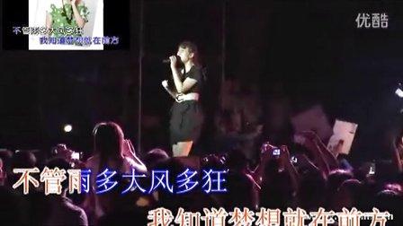 梦想在前方(江西徐德林制作)-2012凤岗群星演唱会卓依婷演唱片段