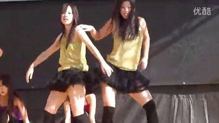 日本高中生 热舞