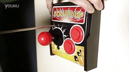 重回80年代:街机游戏手柄灯开关