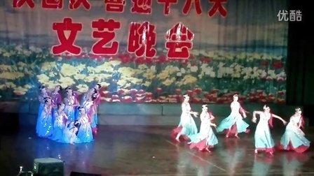 泸州紫韵舞蹈队 我的祖国