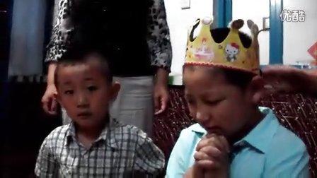 2012-8-16逸宸十周岁生日