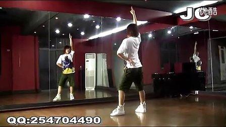 JC教你学跳舞(第19期)-----《can't nobody舞蹈分解教学01》