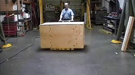 aluminum-transporter