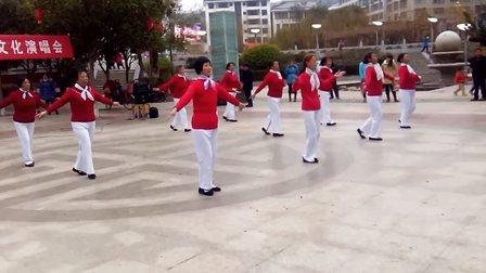 2014.2.5桂东广场演出