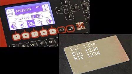 SIC MARKING 西刻标识E9 系列打标机机型培训视频