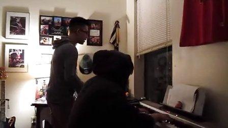 Rap on Piano