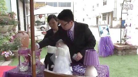 我们结婚了-水岸咖啡婚礼1