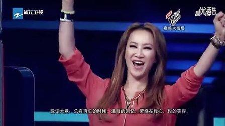 中国好声音20120914 中国好声音第十期完整版 倪雅丰《不要告别》 中国好声音杨坤团队考核