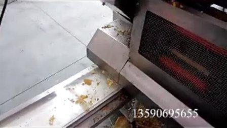 蛋卷机 成型