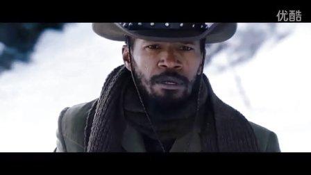 昆汀《被解放的詹哥》国际版预告片2   瓦尔兹传授打手枪秘诀