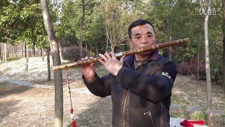 张永纯  笛子独奏  慈祥的母亲