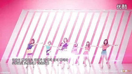 【APINK】A Pink《Hush》韩语中字MV【HD超清】