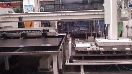 大同数控自动生产线(一侧上料一侧下料)