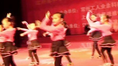 幼儿园在文化宫的表演4