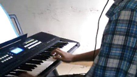 斯卡波罗集市 电子琴