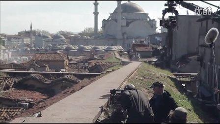 《007:大破天幕杀机》拍摄直击1
