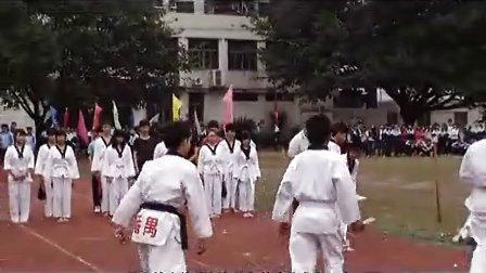 广州市轻工职业学校第28届田径运动会