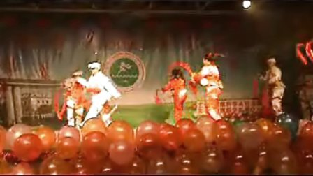 西安年会舞蹈编排演出地方特色民族舞陕北安塞腰鼓视频舞蹈曹老师