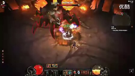 暗黑破坏神3国产飞斧流野蛮人炼狱阿兹莫丹