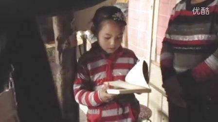 飞利浦一小步计划关注留守儿童-吉林八岁学生袁喆