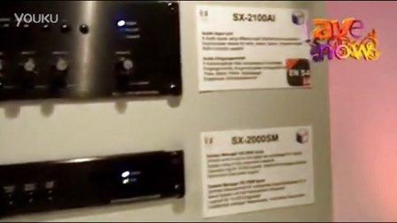 TOA SX-2000 数字网络广播系统