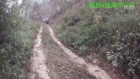 2014-2-19南宁分队登山活动A(路滑刹不住)