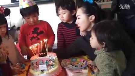 支付宝 生日派对 感谢一起成长的小伙伴们