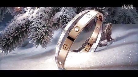 Cartier 卡地亚2012圣诞广告大片