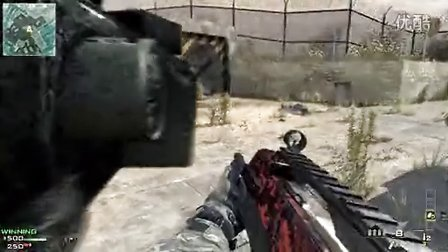 【CoD8】Assaulter VS Assaulter 【PC版】